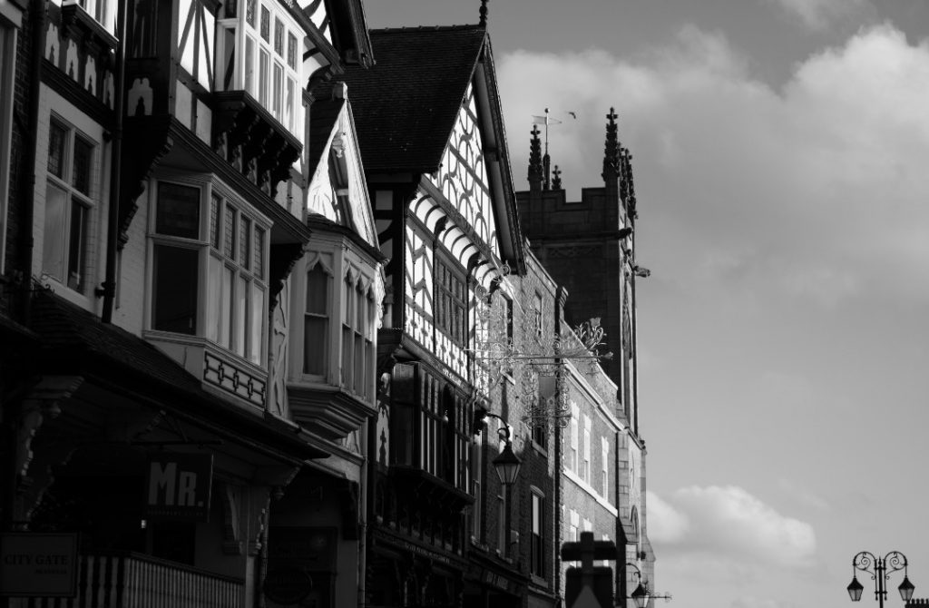 Chester streets
