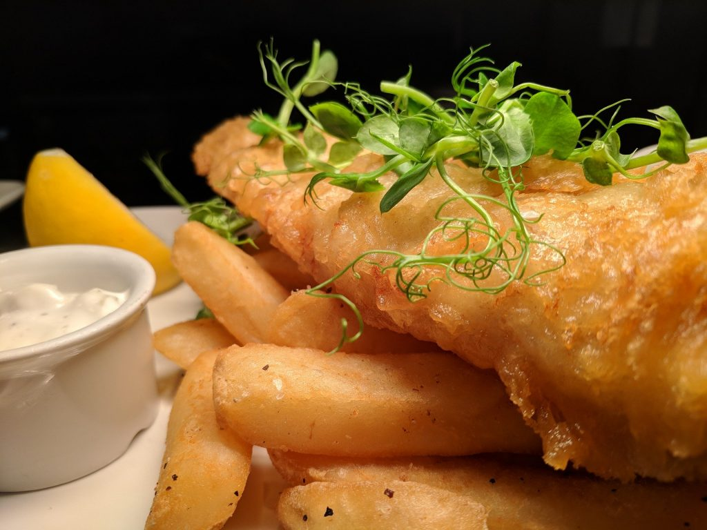 Fish and chips fun facts about Aberdeen
