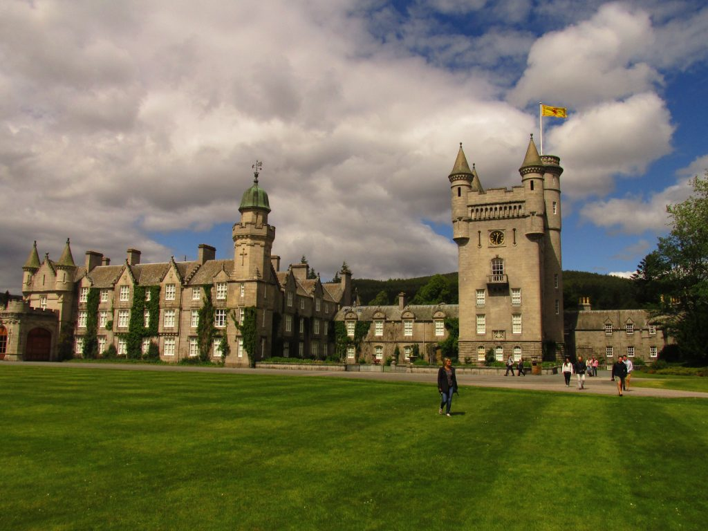 Balmoral Castle, Aberdeenshire
