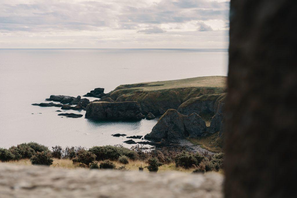Dunnottar Castle, Stonehaven, Aberdeenshire, United Kingdom fun facts about Aberdeen