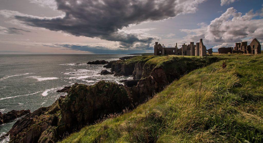 Slains Castle, Aberdeen