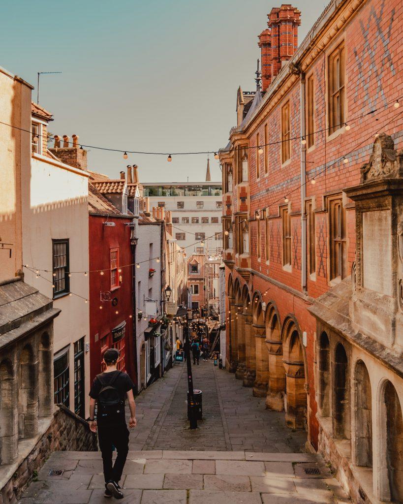 Bristol Fun Facts about Bristol