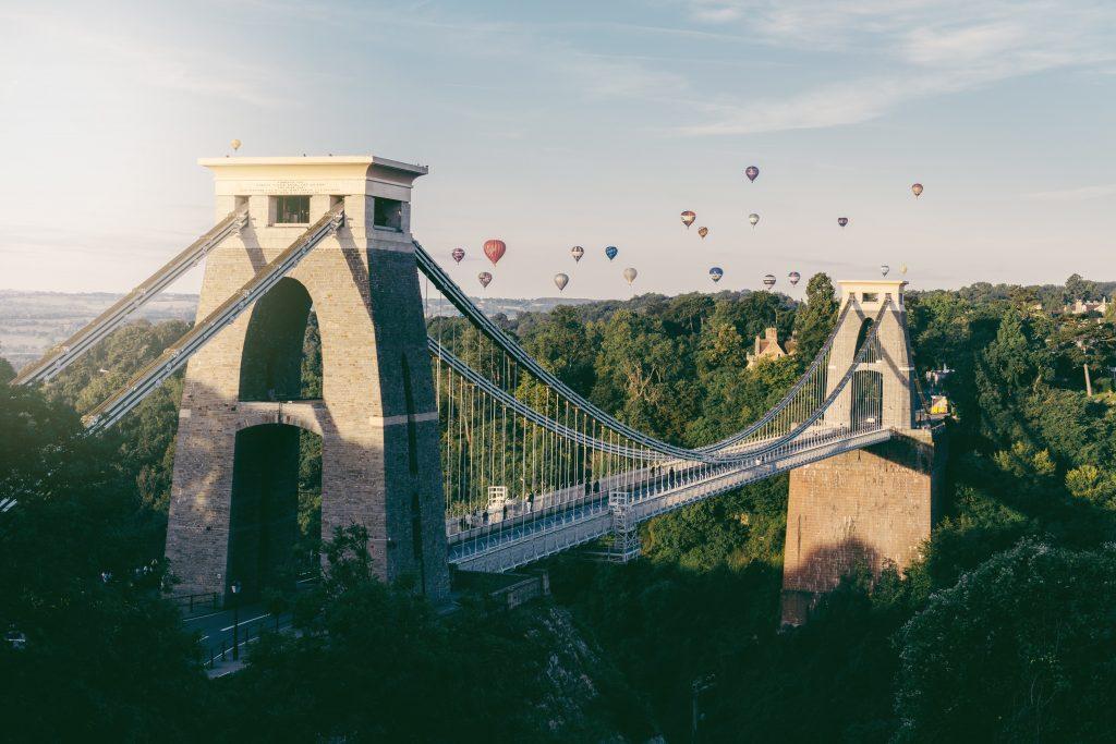 Bristol Hot Air Balloon Festival