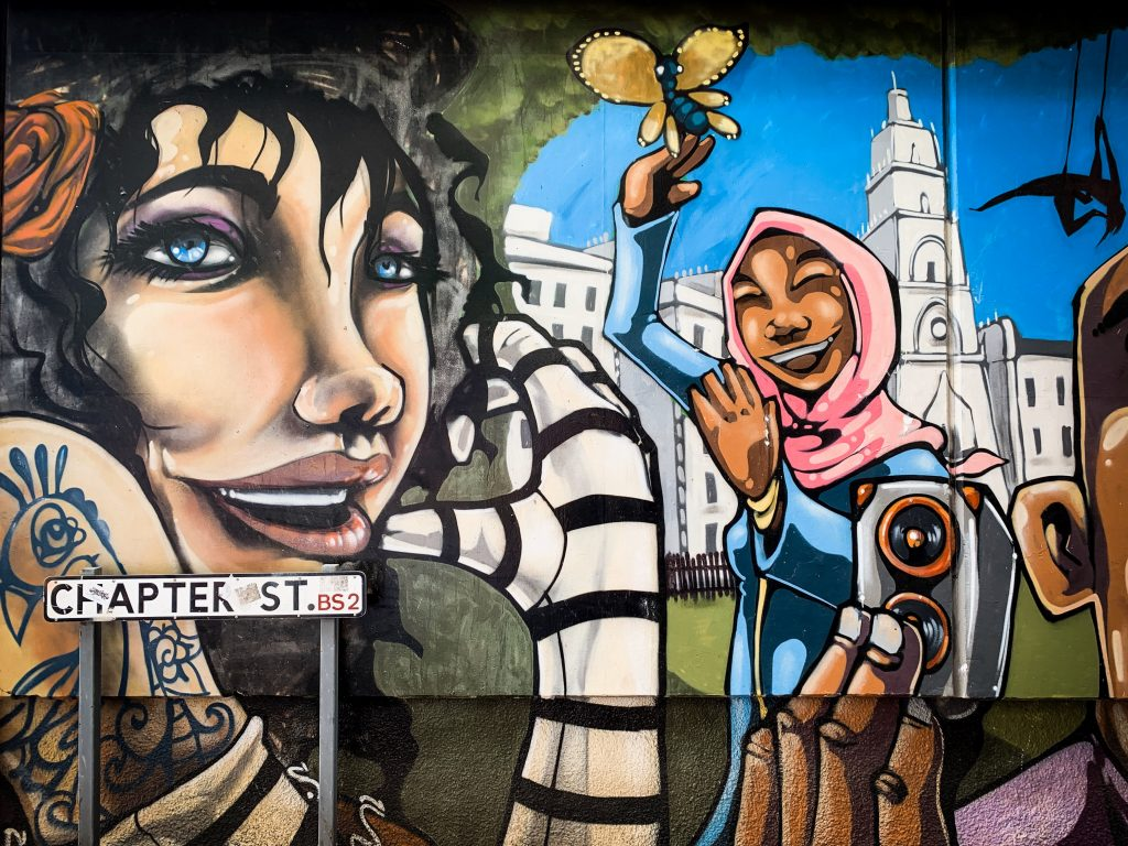 Bristol Street Art Fun Facts about Bristol