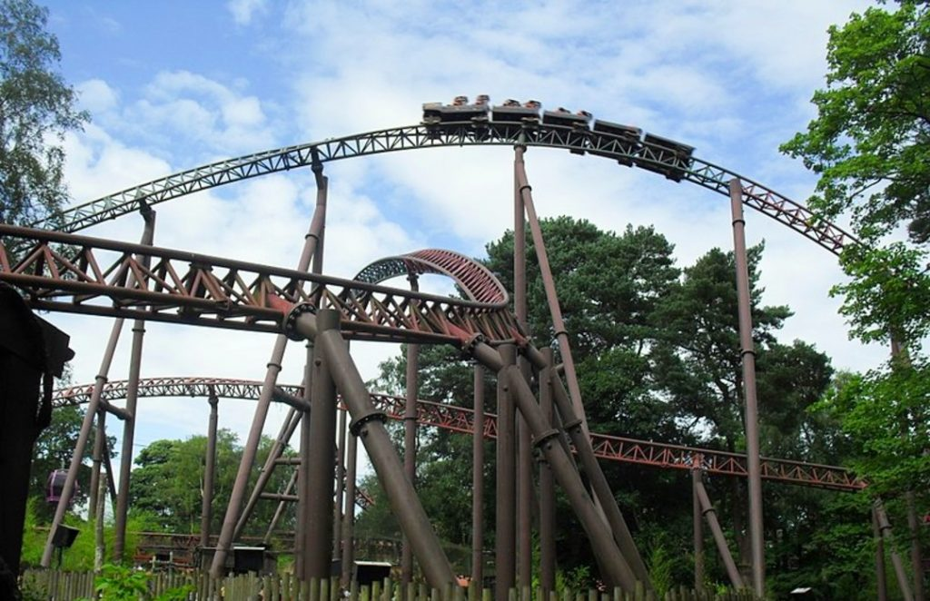 Alton towers day trips from Birmingham