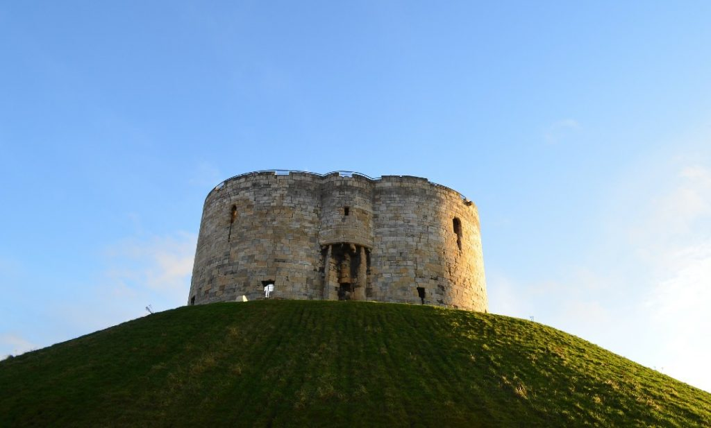 Clifford's Tower York half term