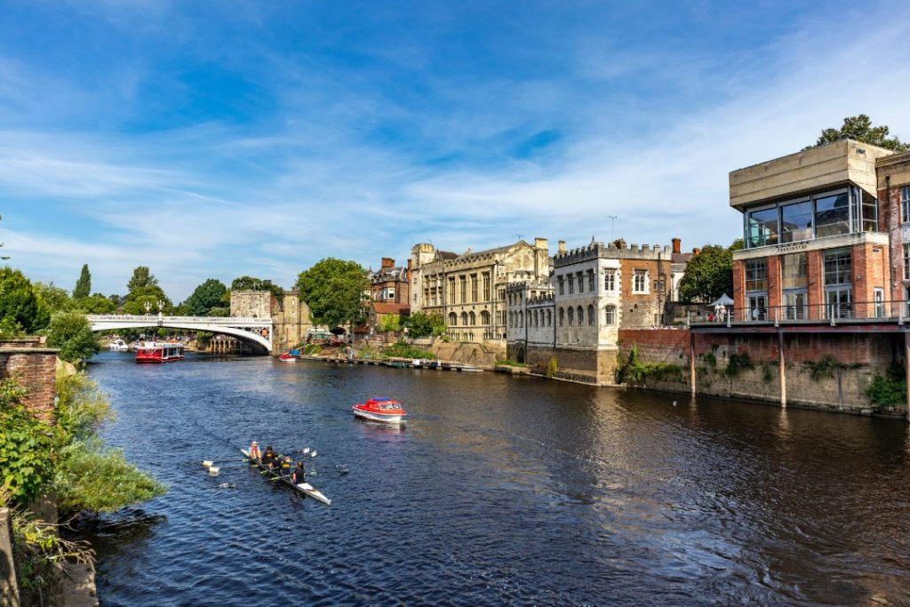 River Ouse Boating York