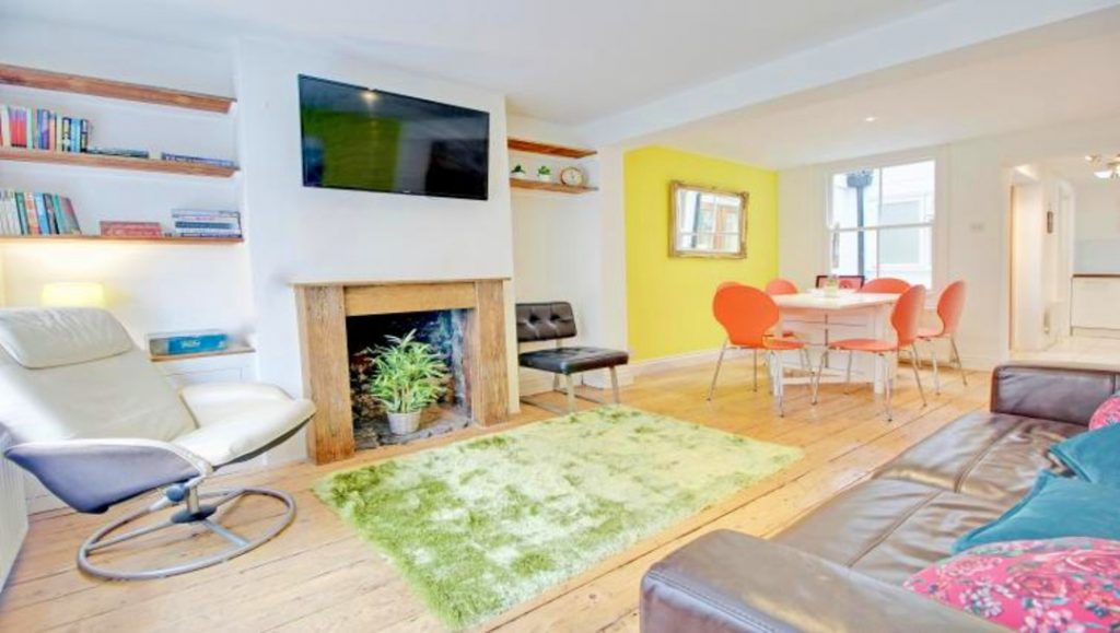 Frederick Cottage Brighton serviced apartments