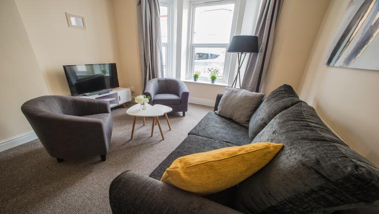 St Michael's Apartment lounge