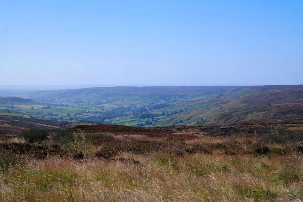 Ilkley Moor day trips from York