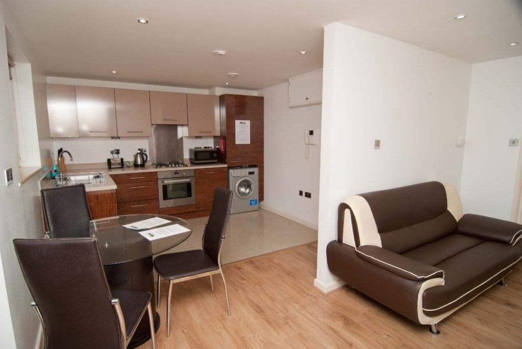 Southampton serviced apartment