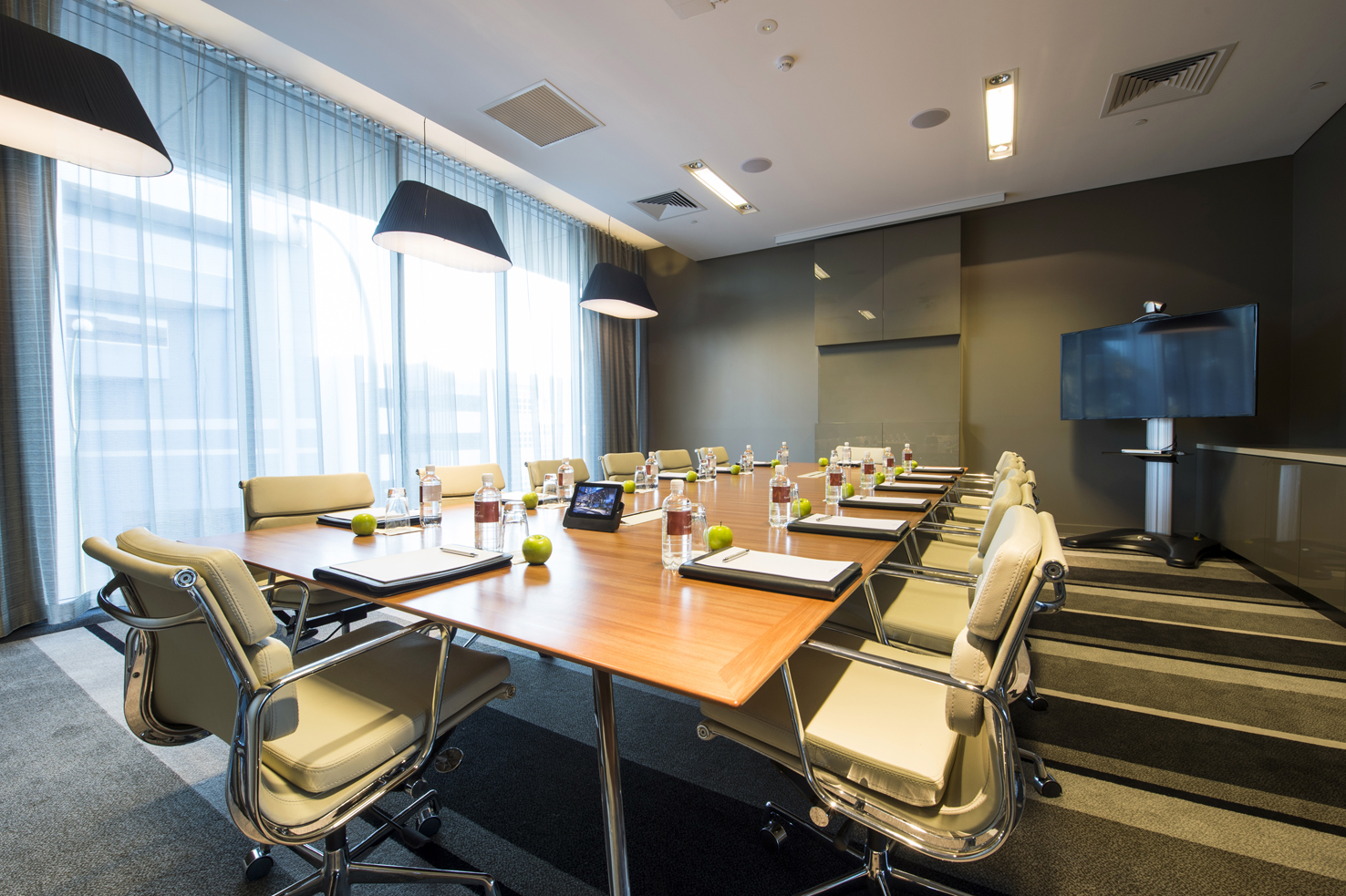 Meeting Facilities at Fraser Suites Perth - Citybase Apartments