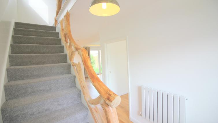 Staircase at the Peymans Never Land Apartments - Citybase Apartments