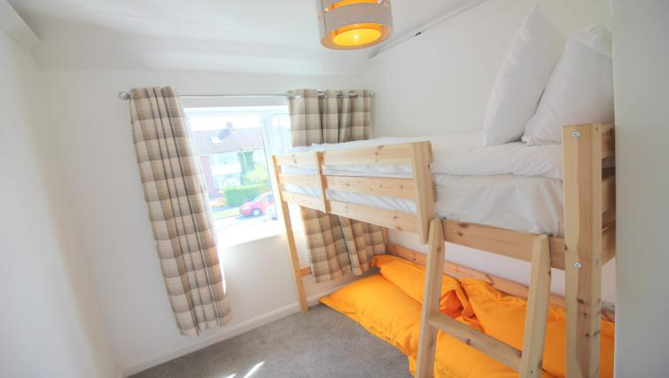 Bunk bed at the Peymans Never Land Apartments - Citybase Apartments