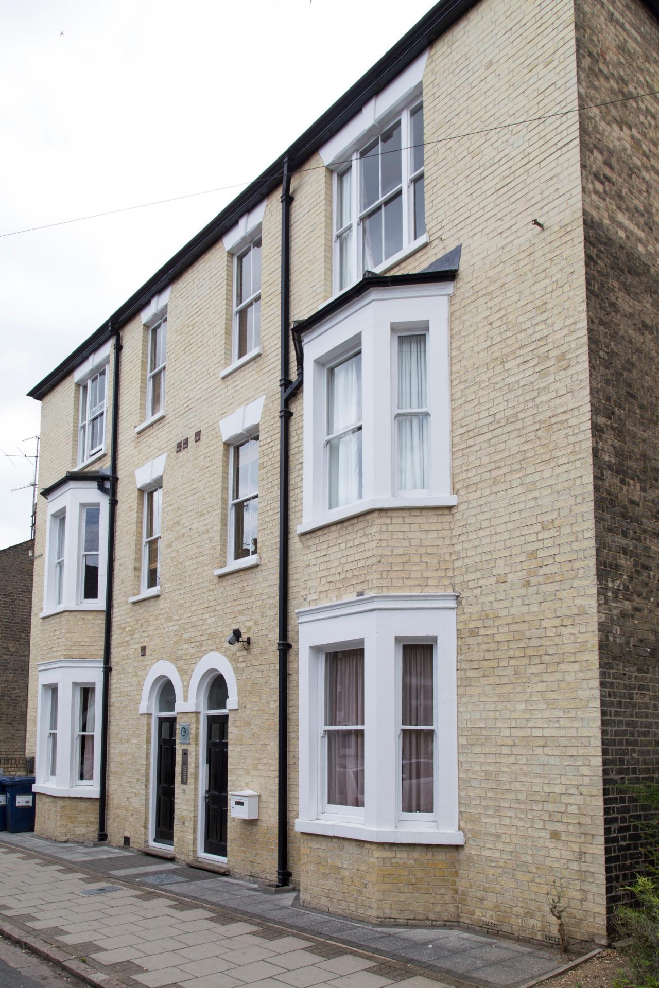 Exterior at Norwich Street Cambridge Apartments - Citybase Apartments