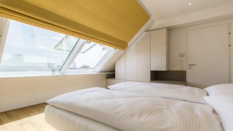 Comfortable bedroom at Vienna Grand Apartment - Citybase Apartments