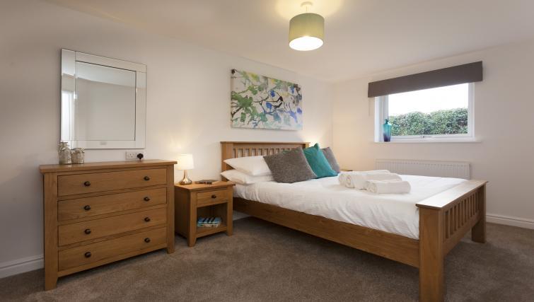 Comfortable bedroom at Beaver Green Apartment - Citybase Apartments