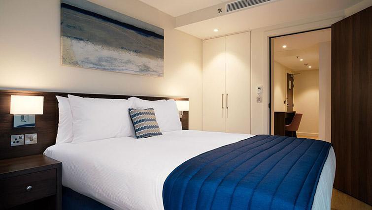 Bedroom at Waterloo Apartments - Citybase Apartments