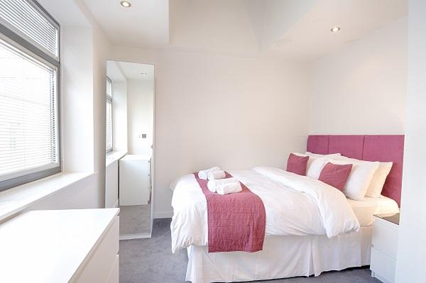 Bedroom at Watling Street Apartments - Citybase Apartments