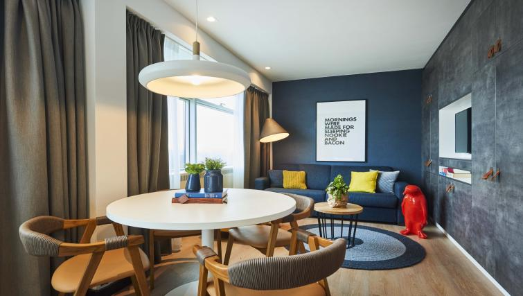 Stylish suite at Cityden Up Apartments, Amsterdam - Citybase Apartments