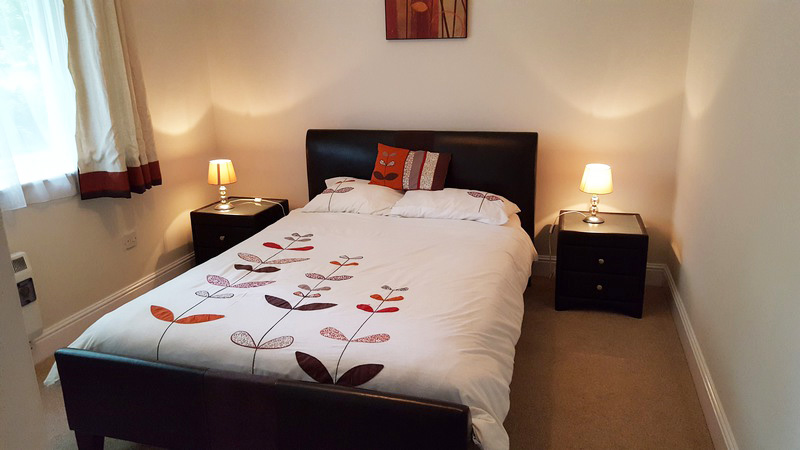 Bedroom at Latium Close Apartment - Citybase Apartments