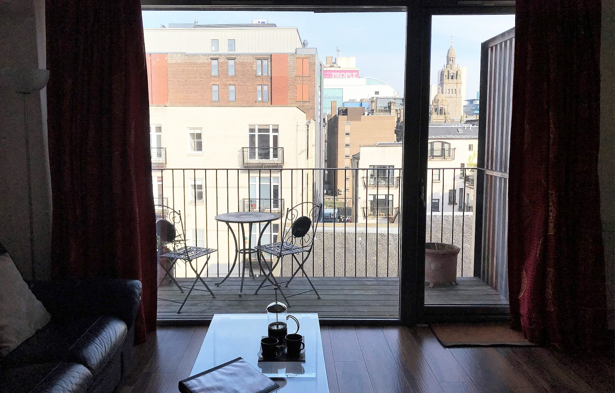 View at Virginia Galleries Apartment - Citybase Apartments