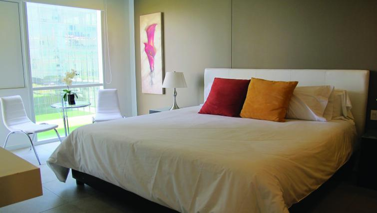 Bedroom at Carso Apartment - Citybase Apartments