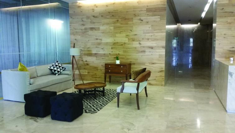 Lobby at Carso Apartment - Citybase Apartments