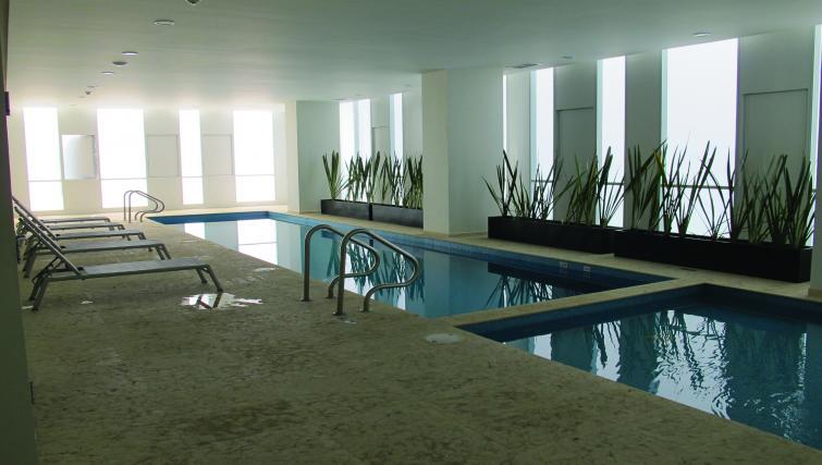 Pool at Carso Apartment - Citybase Apartments