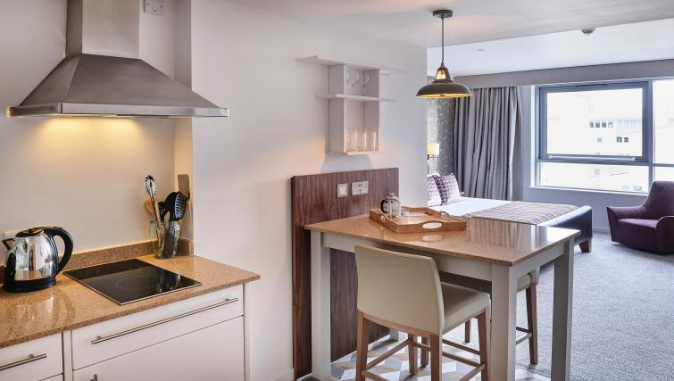 Studio at Staybridge Suites Liverpool - Citybase Apartments