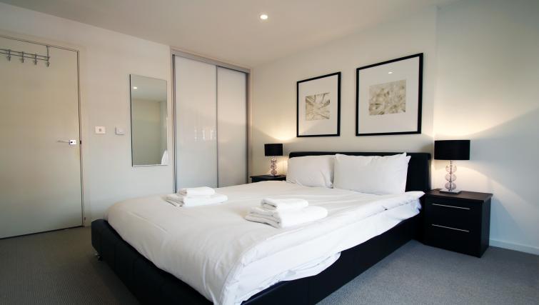 Bedroom at Angel Apartments - Citybase Apartments