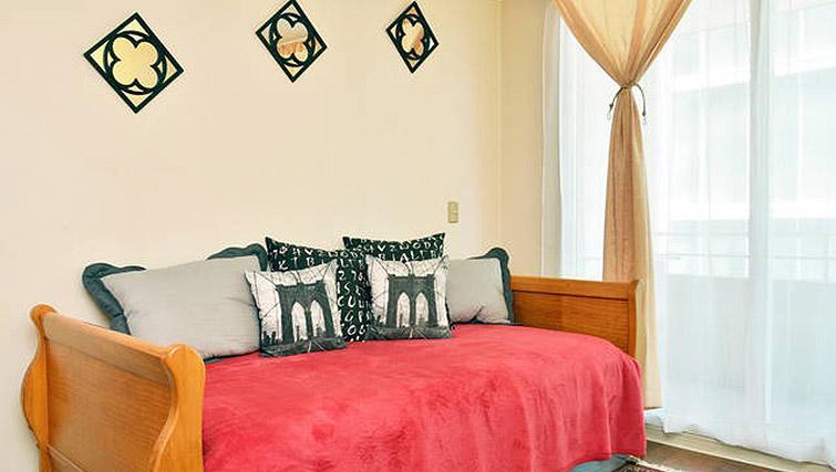 Sofa at VIP Apartments Chile - Citybase Apartments