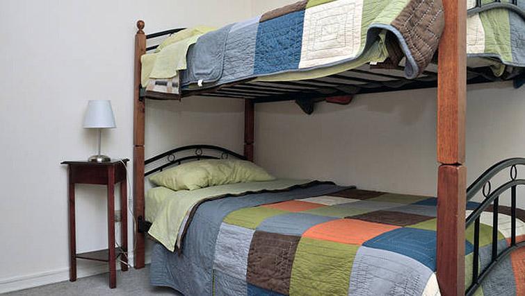Bunk beds at VIP Apartments Chile - Citybase Apartments