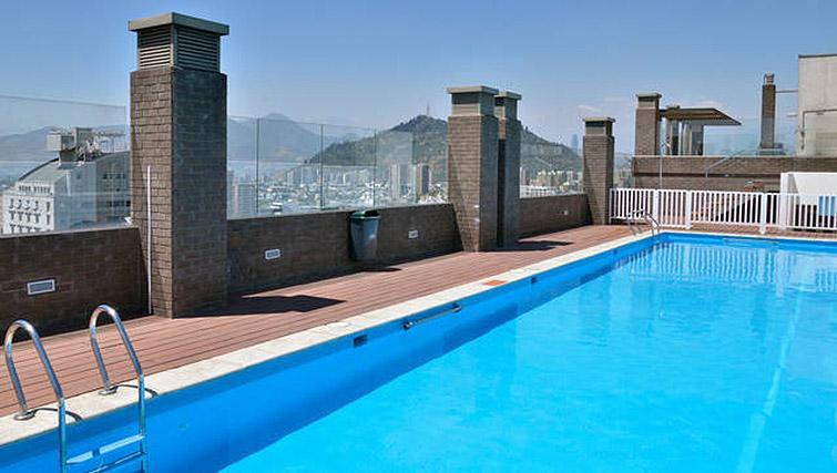 Pool at VIP Apartments Chile - Citybase Apartments