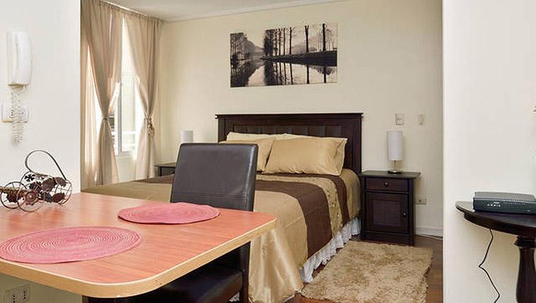Studio apartment at VIP Apartments Chile - Citybase Apartments