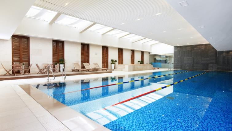 Pool at  Oakwood Premier Coex Center Seoul - Citybase Apartments