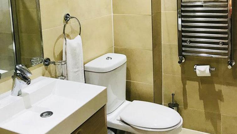 Bathroom at So Hammersmith Apartments - Citybase Apartments