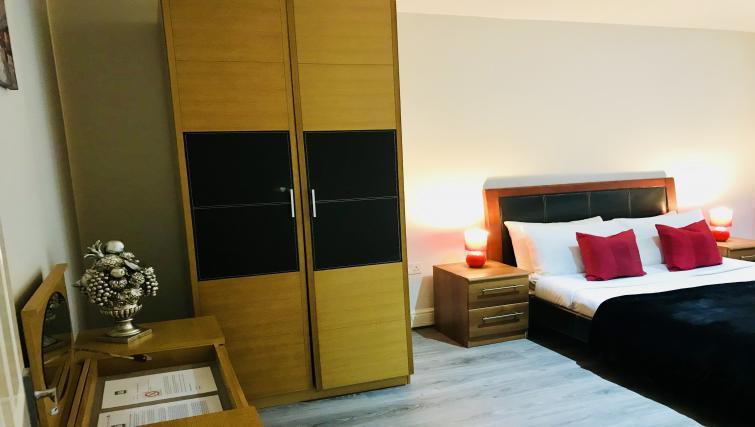 Storage at So Hammersmith Apartments - Citybase Apartments