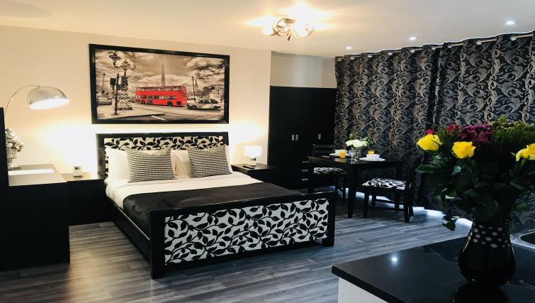 Bedroom at So Hammersmith Apartments - Citybase Apartments