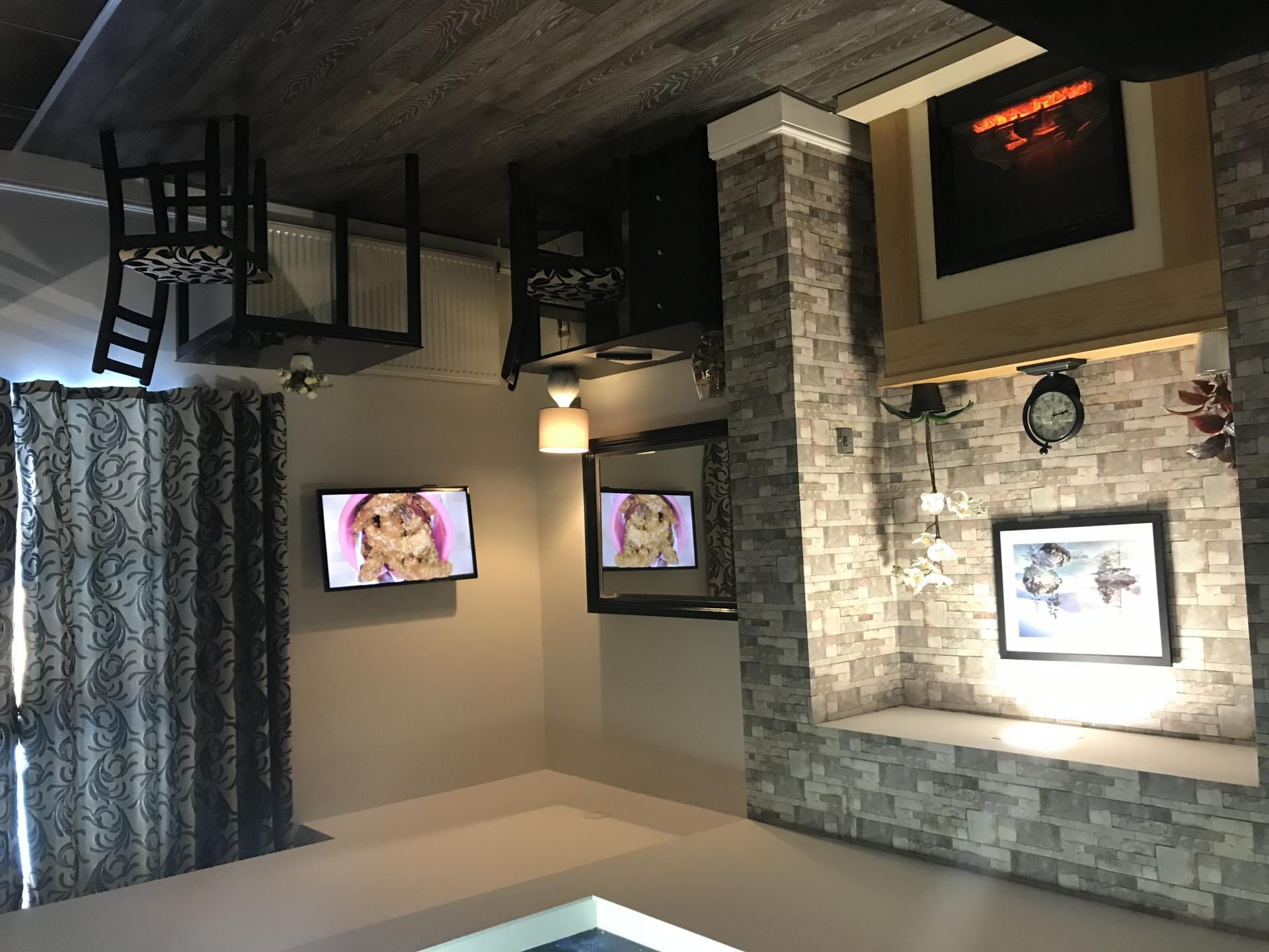 TV at So Hammersmith Apartments - Citybase Apartments