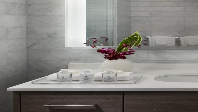 Bathroom at the University City Apartments - Citybase Apartments