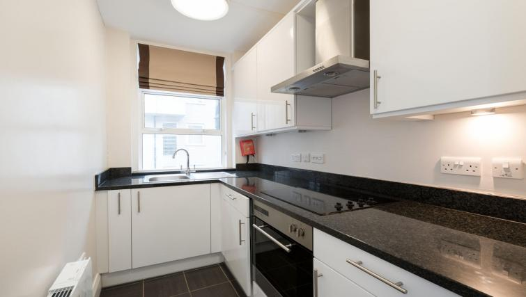 Equipped kitchen at Picton Place Apartments - Citybase Apartments