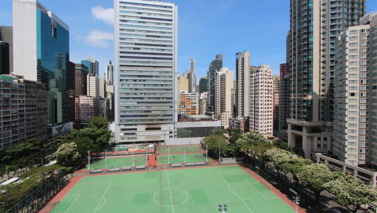 Open view at Wan Chai Apartments - Citybase Apartments