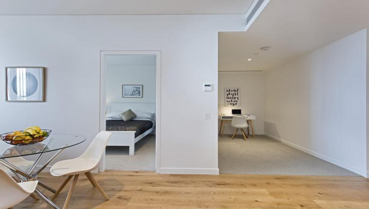 Study area at Astra North Sydney - Pacific Highway - Citybase Apartments