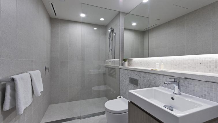 Bathroom at Astra North Sydney - Pacific Highway - Citybase Apartments