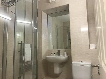 Bathroom at Still Life Monument Executive Apartment - Citybase Apartments