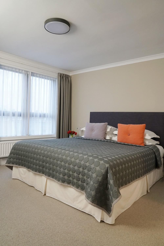 Bedding at Monarch House, Kensington, London - Citybase Apartments