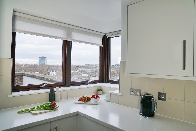Worktop at Monarch House, Kensington, London - Citybase Apartments