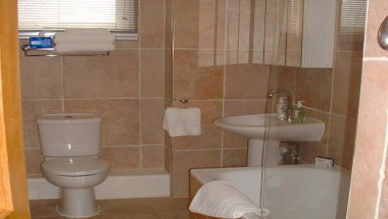 Exceptional bathroom in Tankerfield Place Apartments - Citybase Apartments