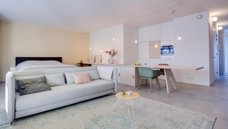 Studio at Houthavens Serviced Apartments, Amsterdam - Citybase Apartments